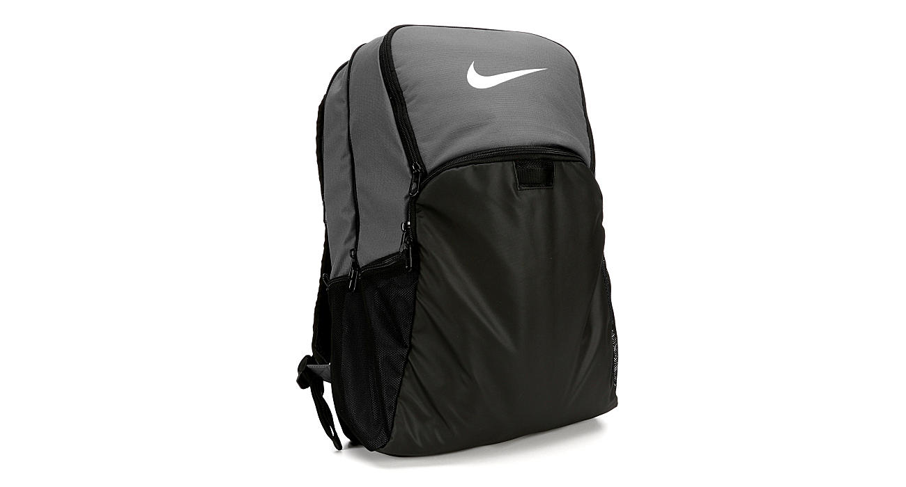 NIKE Unisex Brasilia Xl Backpack - GREY