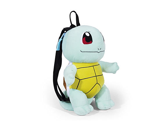 Girls Squirtle Plush Backpack