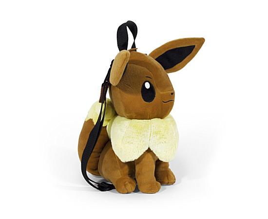 Girls Eevee Plush Backpack