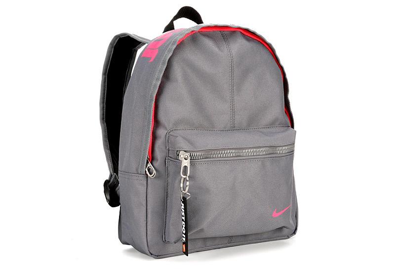 Nike Girls Classic Base Mini Backpack - Grey 4ca583d4d9666