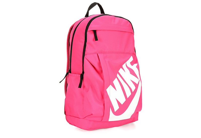 c5bb8e2bb4 Nike Girls Elemental Backpack - Bright Pink