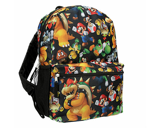 Boys All Over Print Backpack