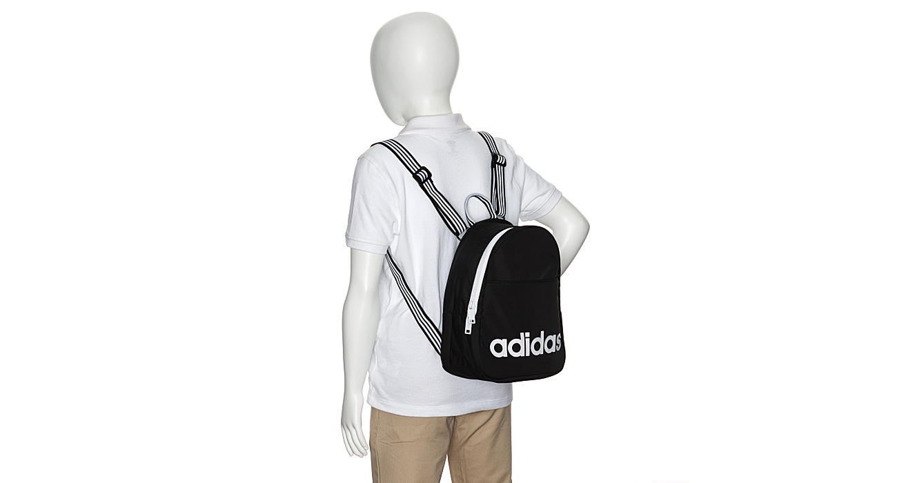 d3479726b1 Black Adidas Girls Core Mini Backpack | Accessories | Rack Room Shoes