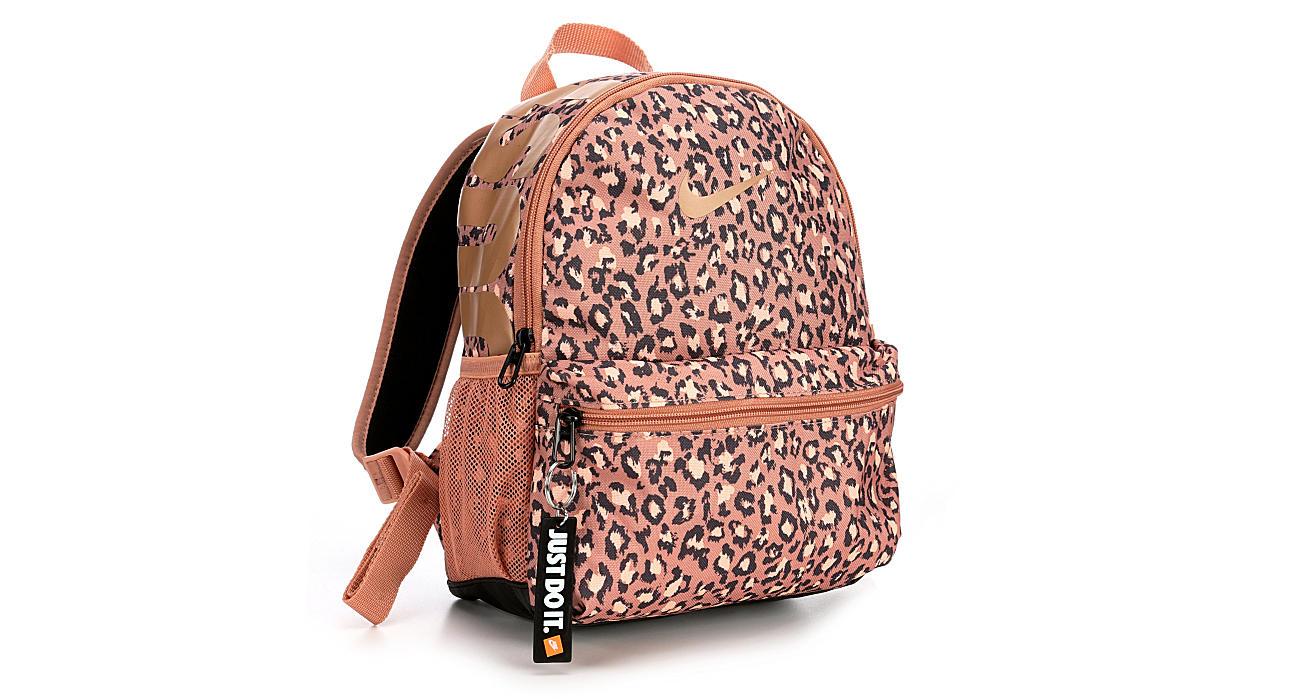 NIKE Girls Mini Backpack - ROSE GOLD