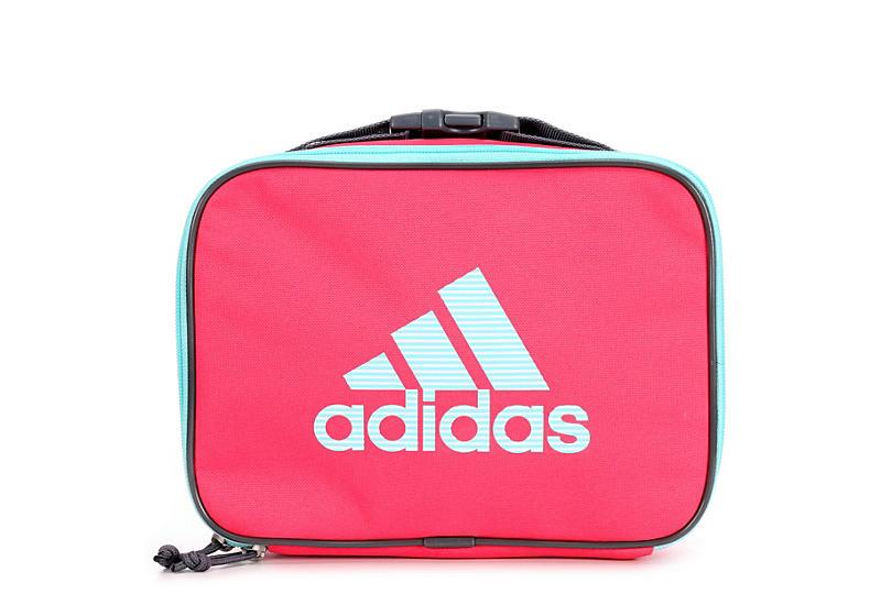 ADIDAS Girls Foundation Lunch Bag - BRIGHT PINK