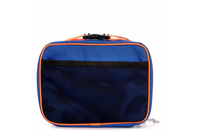 ADIDAS Boys Foundation Lunch Bag - BRIGHT BLUE