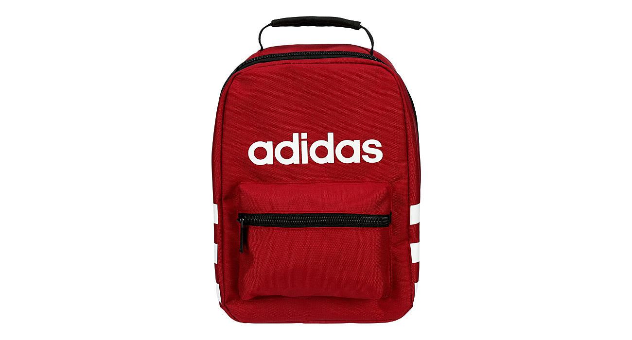 ADIDAS Boys Santiago Lunch Bag - RED