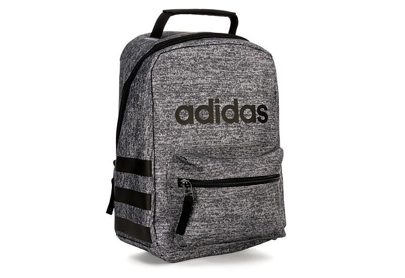 Adidas Boys Santiago Lunch Bag - Grey 2396d9cd2c483