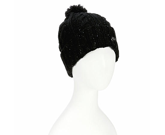 Womens Nsw Beanie With Removable Pom