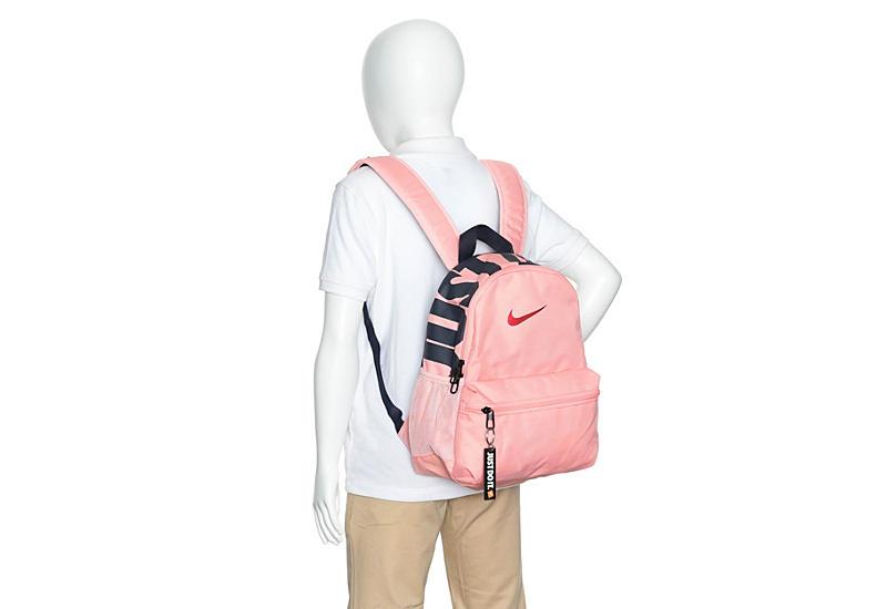 NIKE Unisex Jdi Mini Brasilia Backpack - PALE PINK