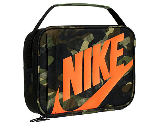 Boys Camo Lunch Bag