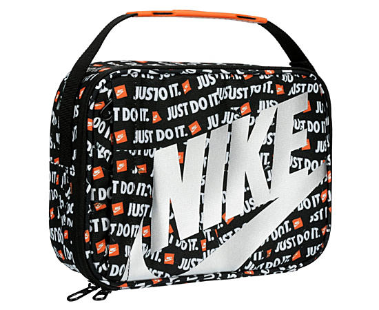 Boys Just Do It Lunch Bag