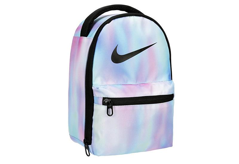 PALE BLUE NIKE Girls Lunch Bag