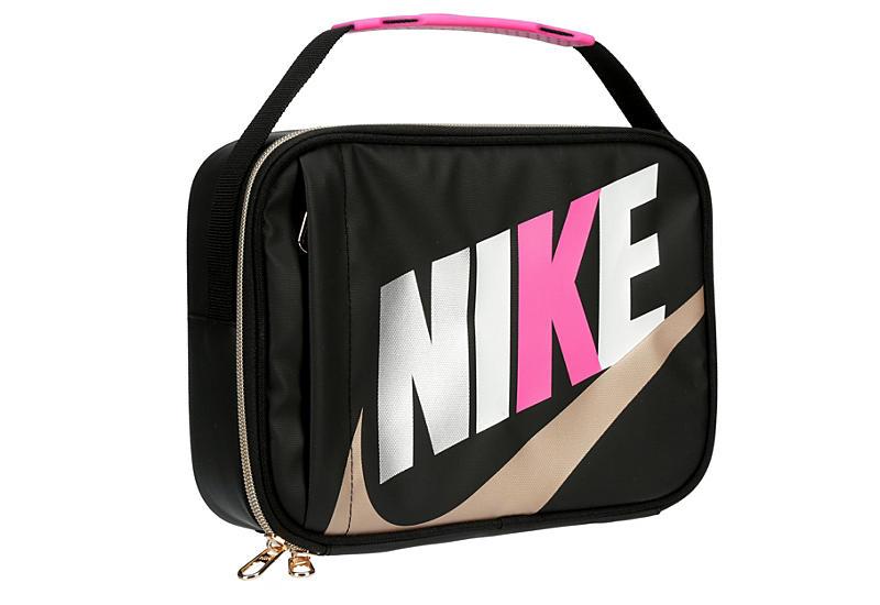 Black Nike S Lunch Bag
