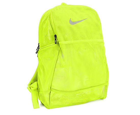 Unisex Brasilia Xl Mesh Backpack