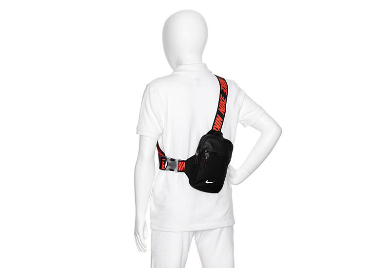 NIKE Unisex Advance Hip Pack - BLACK