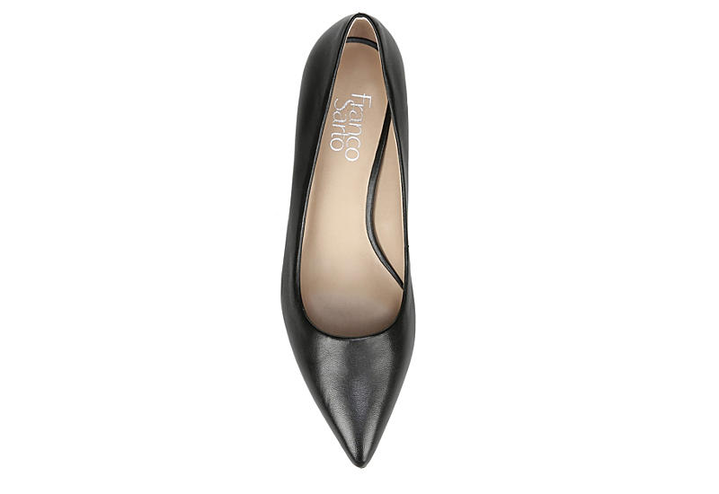 FRANCO SARTO Womens Global - BLACK