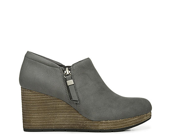 Womens Work It Ankle Bootie