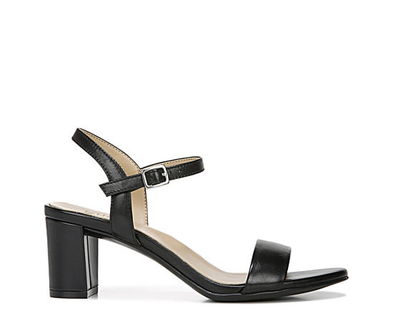 Womens Bristol Block Heel