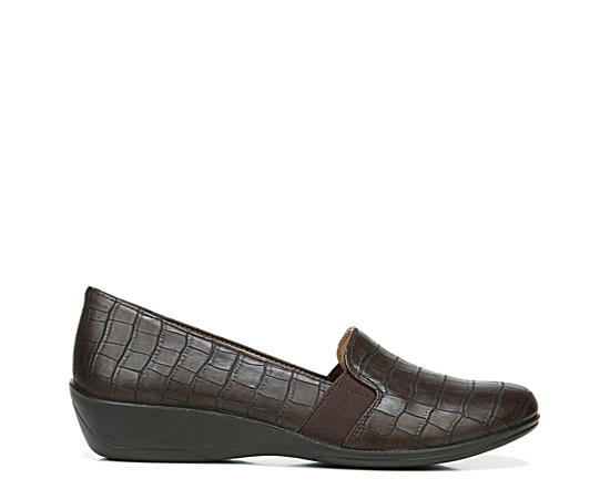 Womens Isabelle Wedge Loafer