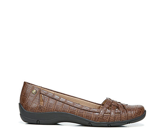 Womens Diverse Slip-on Loafer