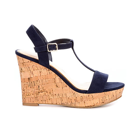 Womens Libby Wedge Sandal
