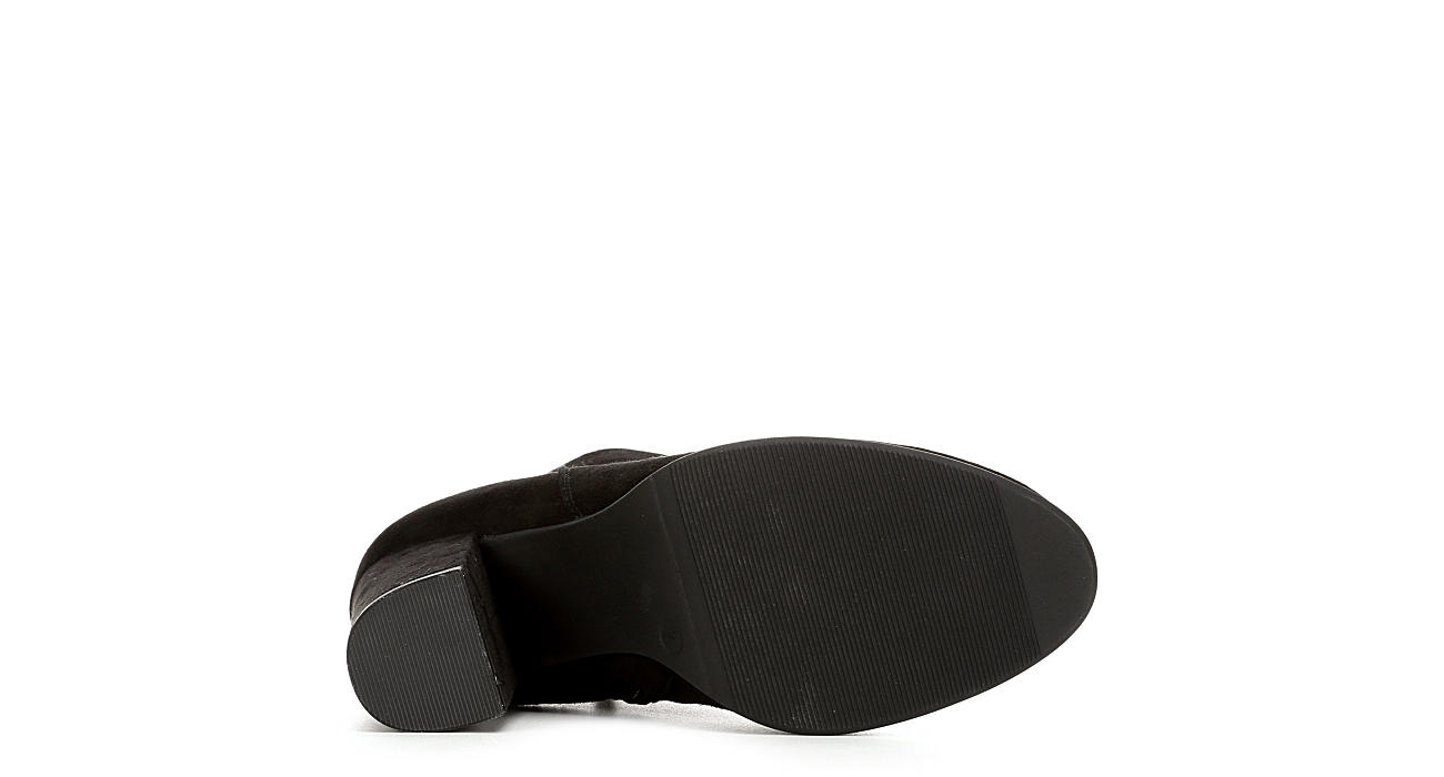 MICHAEL BY MICHAEL SHANNON Womens Marisa Dress Boot - BLACK