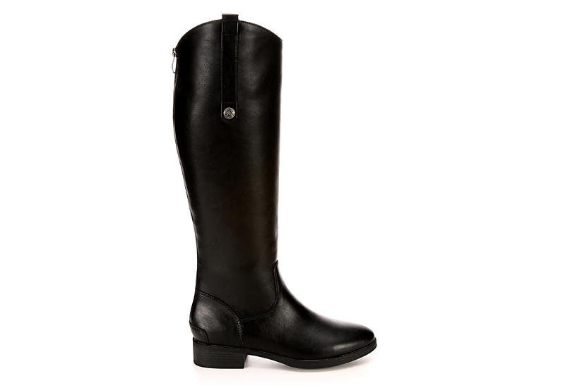 XAPPEAL Womens Emery Riding Boot - BLACK