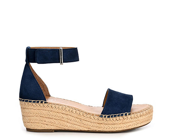 Womens Pela Espadrille Wedge Sandal