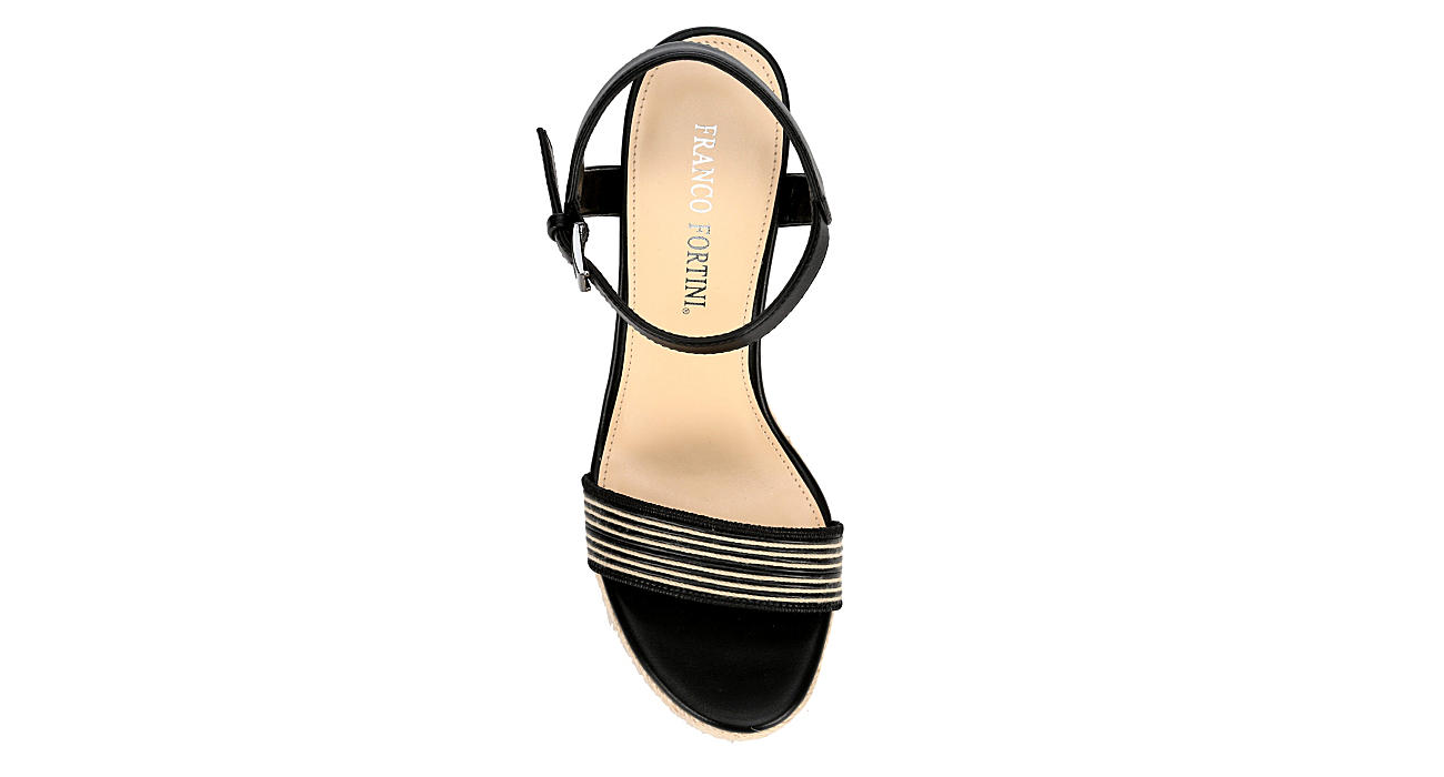 FRANCO FORTINI Womens Lyla - BLACK