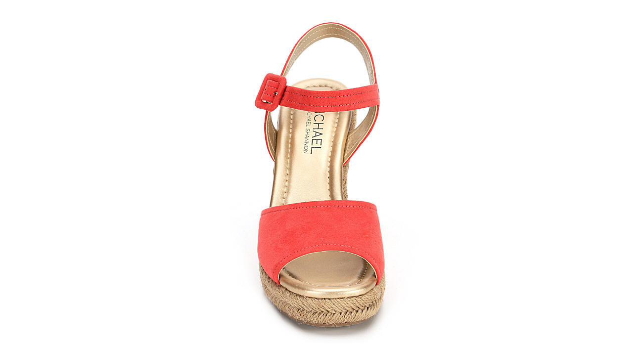 MICHAEL BY MICHAEL SHANNON Womens Lainey - CORAL