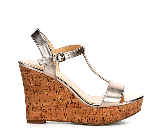 45936e4a5c0 michael by michael shannon. Womens Libby Wedge Sandal