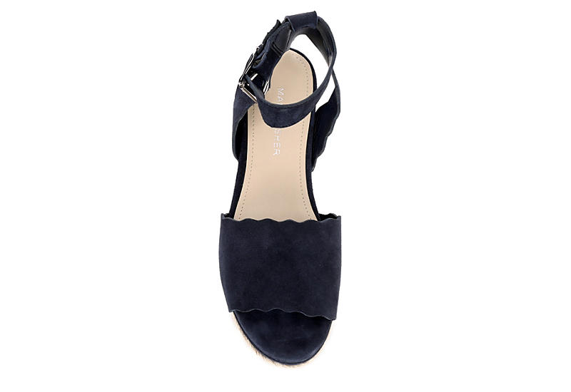 MARC FISHER Womens Faitful - NAVY
