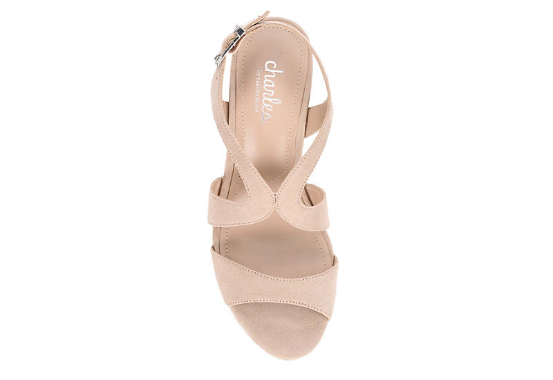 CHARLES BY CHARLES DAVID Womens Louis - NUDE