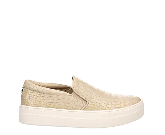 Womens Giills Platform Slip-on Sneaker