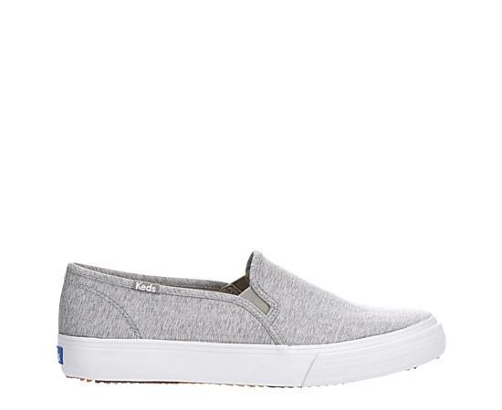 Womens Double Decker Slip On Sneaker