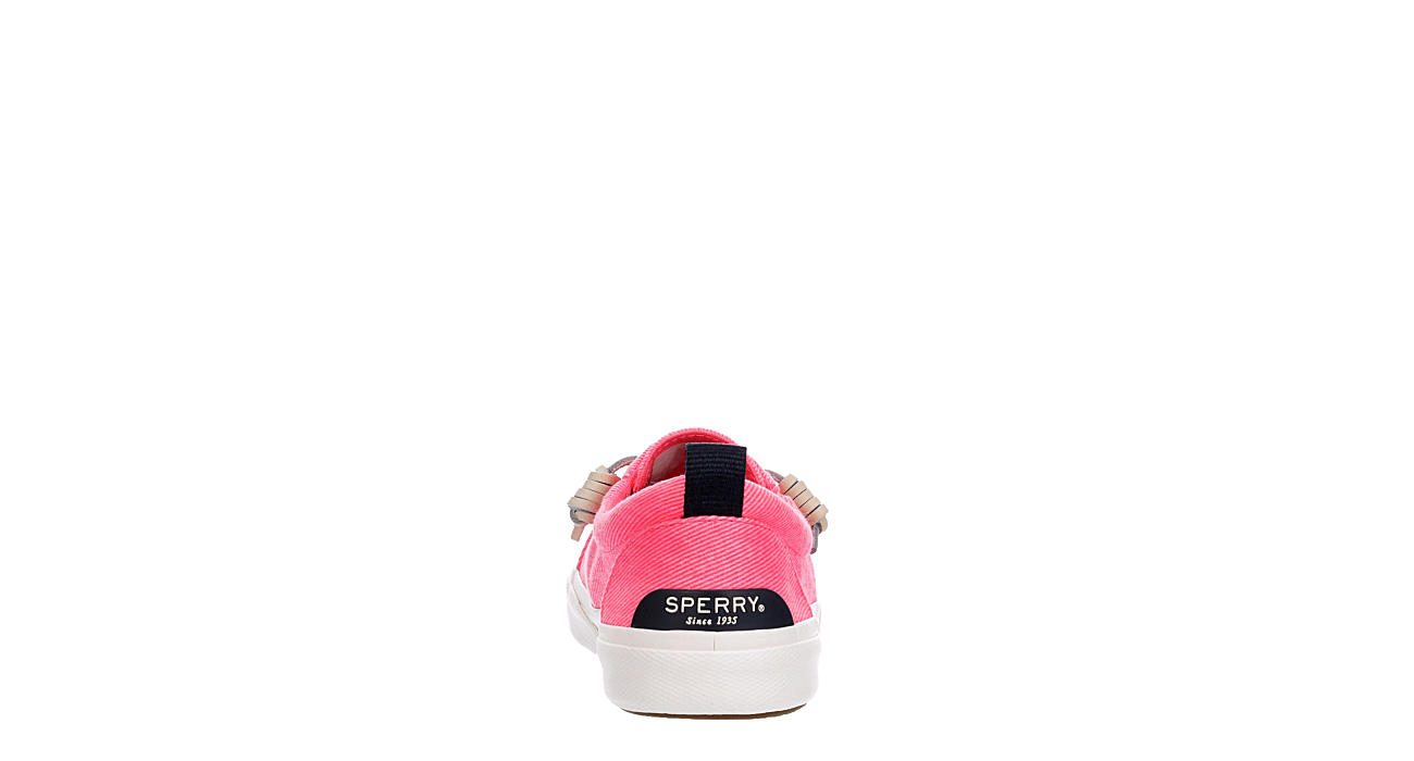 SPERRY Womens Pier Wave - PINK
