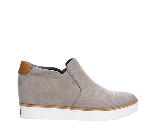 Womens If Only Wedge Sneaker