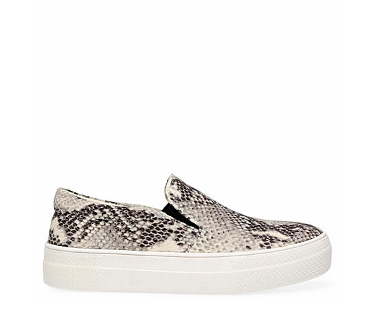Womens Gills-c Platform Slip-on Sneaker