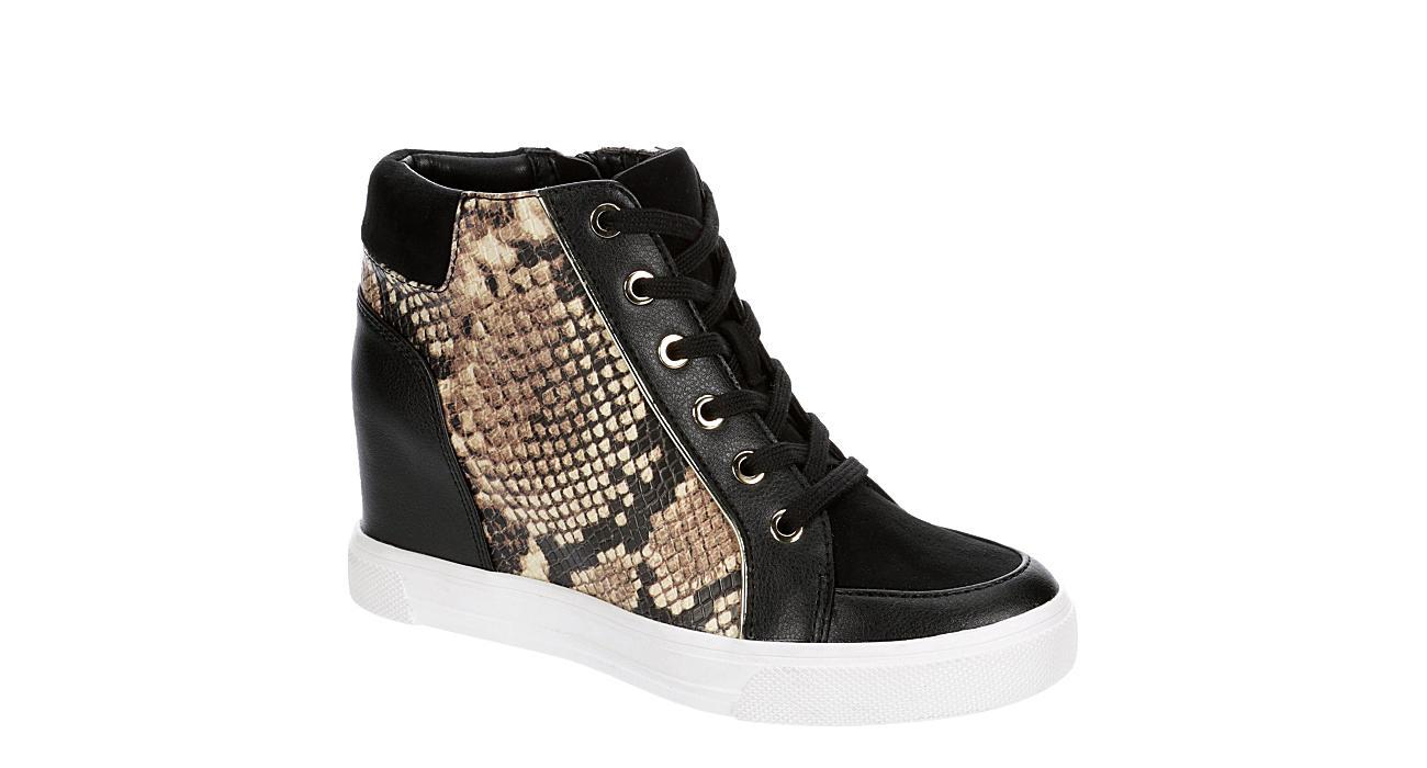 ALDO Womens Aderadda Sneaker Wedge - NATURAL