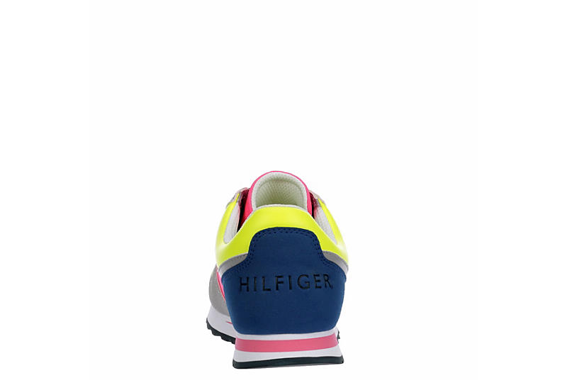TOMMY HILFIGER Womens Liams Jogger Sneaker - NAVY
