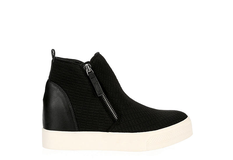 STEVE MADDEN Womens Walden - BLACK