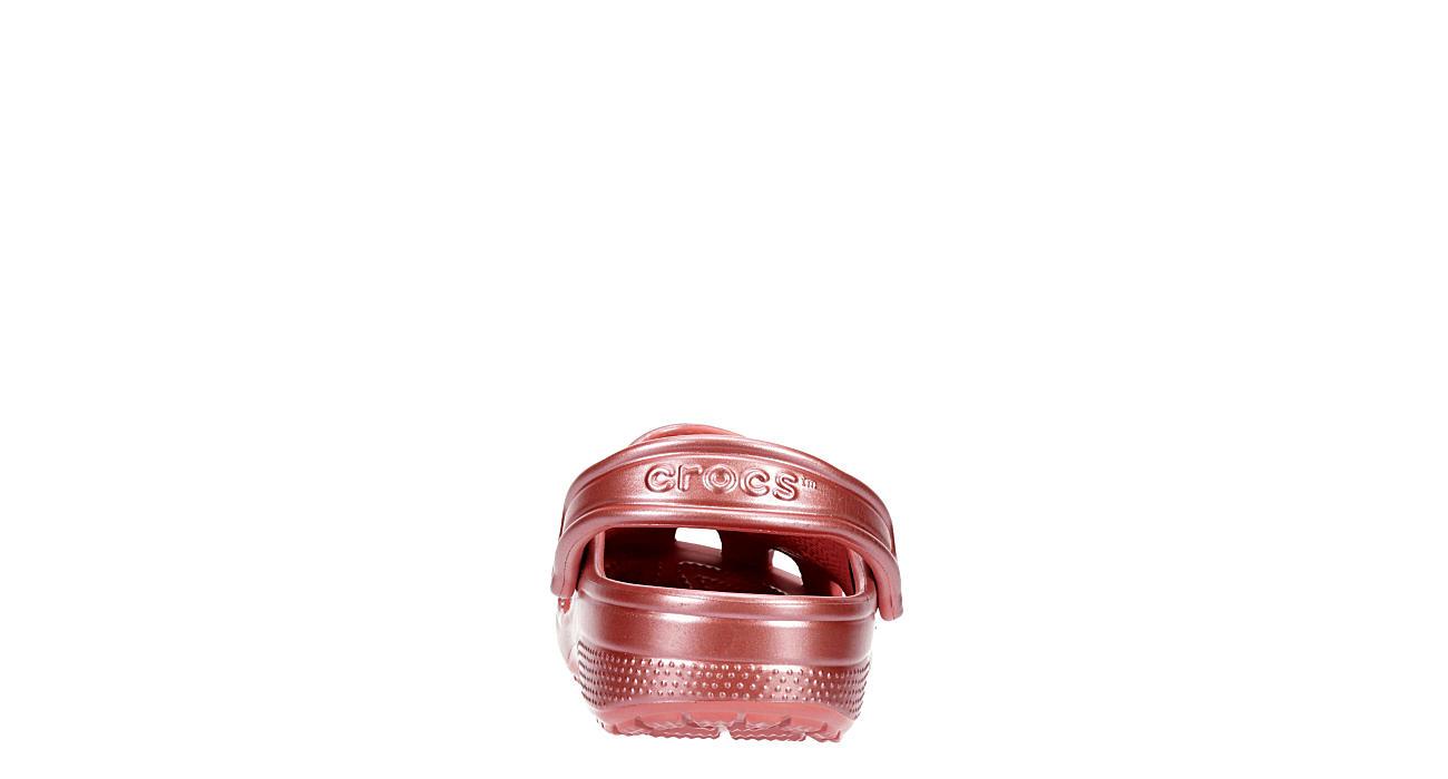 CROCS Womens Classic Clog - ROSE GOLD
