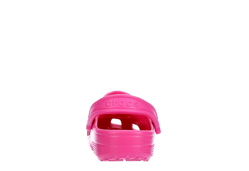CROCS Womens Classic Clog - PINK
