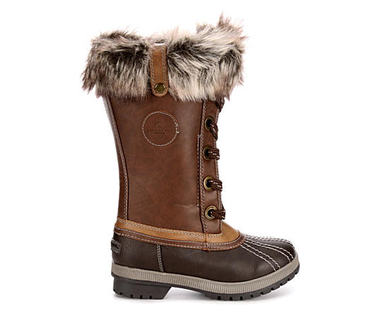 Womens Melton2 Cold Weather Duck Boot