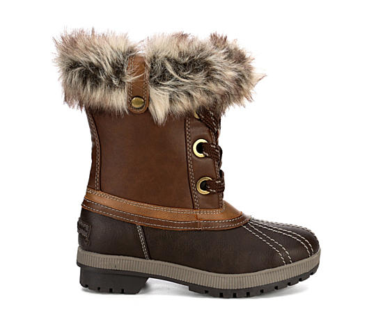Womens Milly Cold Weather Duck Boot