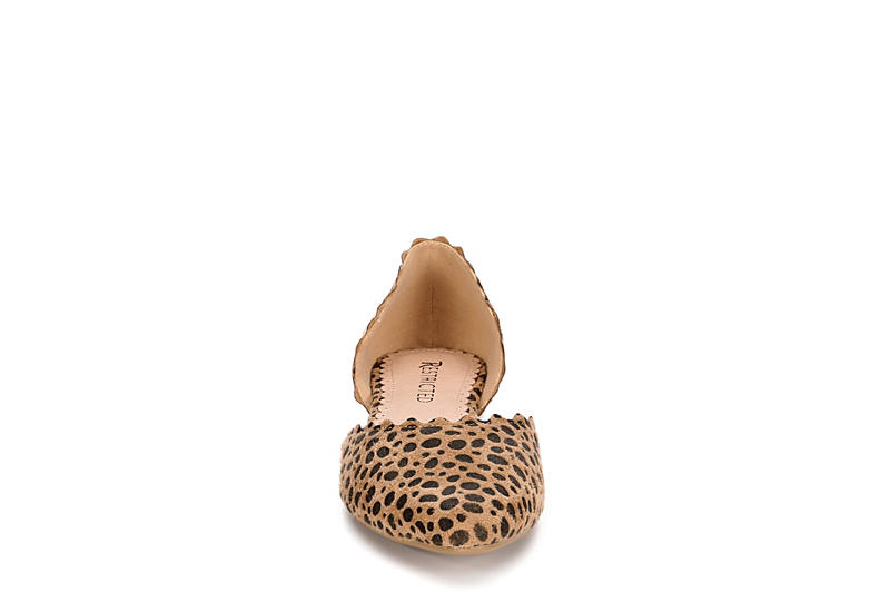 RESTRICTED Womens Go Ahead - LEOPARD