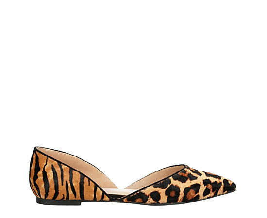 Womens Florence Pointed Toe Flat