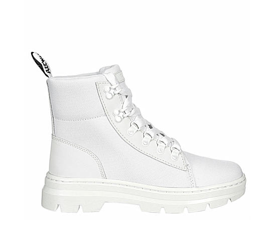 Womens Combs Combat Boot