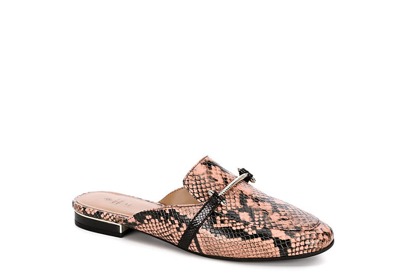 Call It Spring Womens Dacotaa Mule - PALE PINK